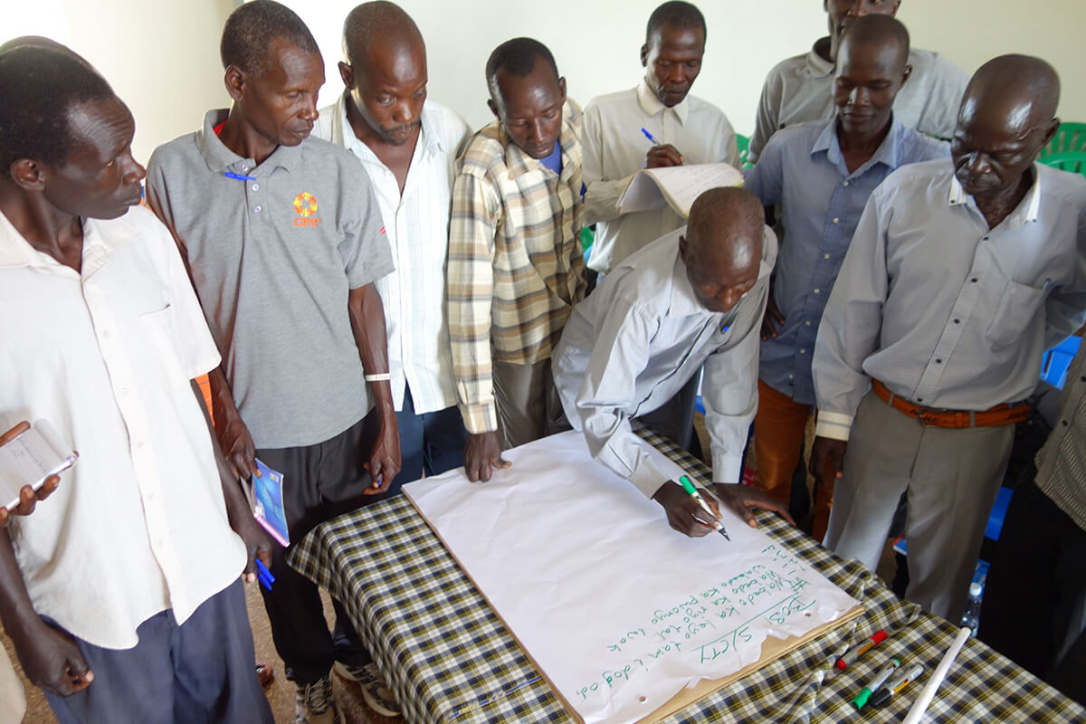 Promoting Human Rights, Peace and Inclusive Governance in Acholi Region: DGF Project